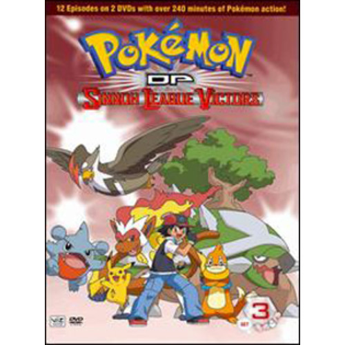 Pokemon DP Sinnoh League Victors: Set 3 [2 Discs]