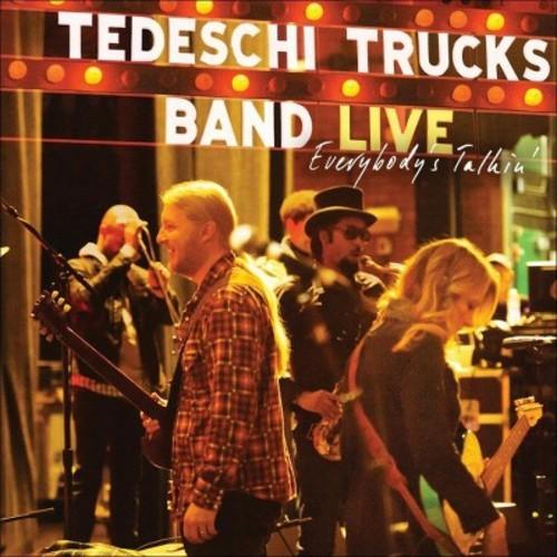 Tedeschi Trucks Band - Live: Everybody's Talkin' (CD)