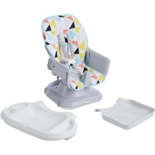 Fisher-Price SpaceSaver High Chair - Windmill