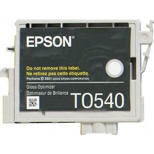 Epson T054020 UltraChrome Hi-Gloss Optimizer Ink Cartridge