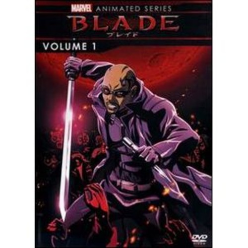 Blade: Animated Series, Vol. 1