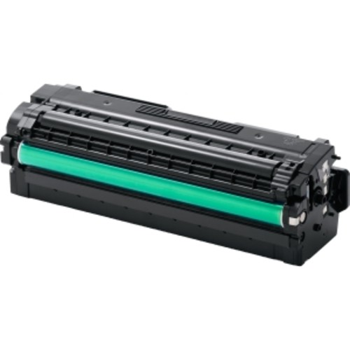 Samsung CLT-Y506L High-Yield Yellow Toner Cartridge