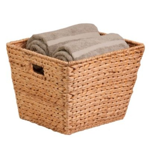 Honey-Can-Do Towel Basket in Natural