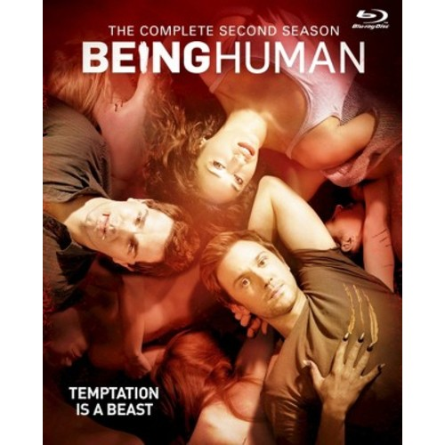 Being Human: The Complete Second Season [4 Discs] [Blu-ray]