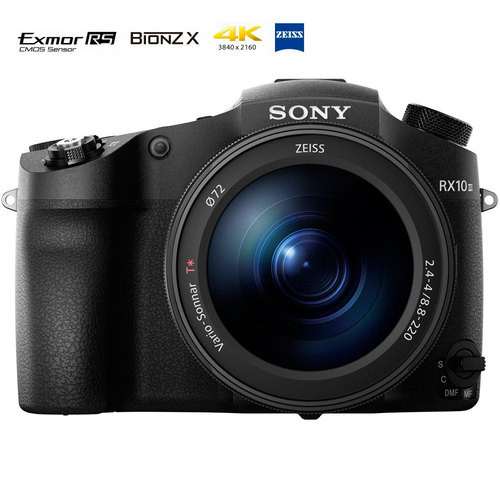 Sony DSC-RX10M III Cyber-shot 4K Video 20.1MP 1