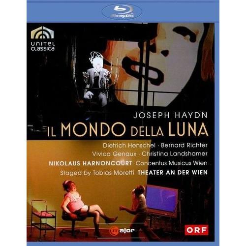 Il Mondo della Luna [2 Discs] [DVD] [2010]
