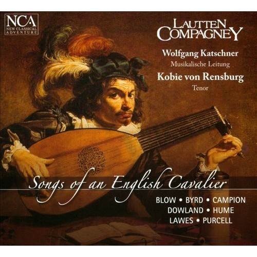 Songs of an English Cavalier [CD]