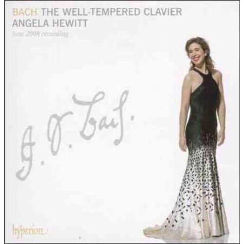 Angela Hewitt - Bach: Well-Tempered Clavier