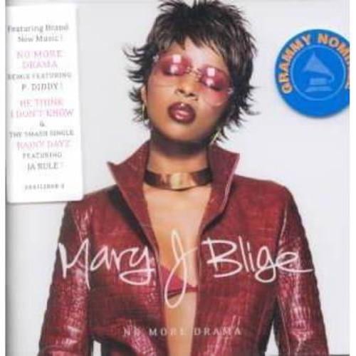 Mary j. blige - No more drama (CD)