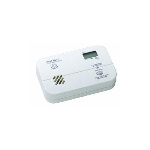 First Alert Digital Carbon Monoxide Detector 5324511