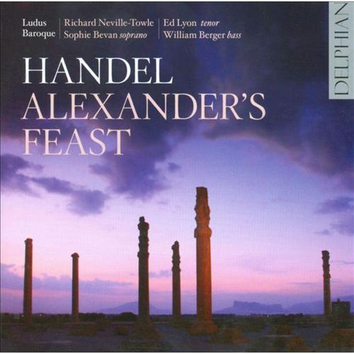 Handel: Alexander's Feast [CD]