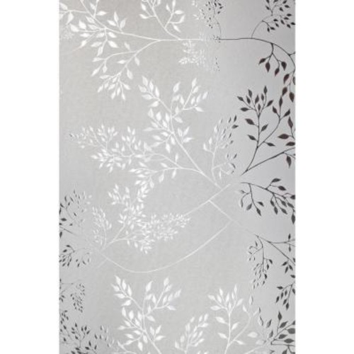 Artscape 24 in. W x 36 in. H Elderberry Decorative Window Film
