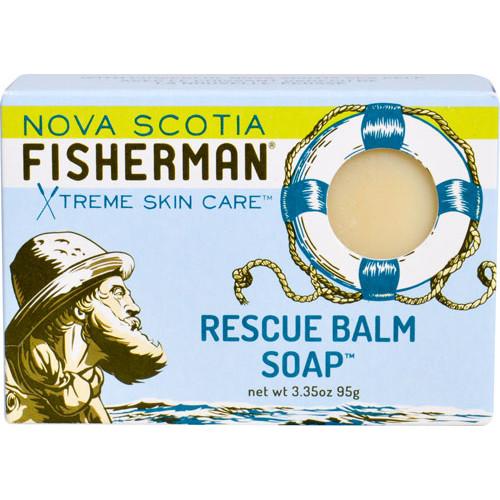 Nova Scotia Fisherman Rescue Balm Soap -- 3.35 oz