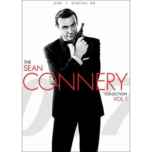 007 The Sean Connery Collection 1 (DVD)