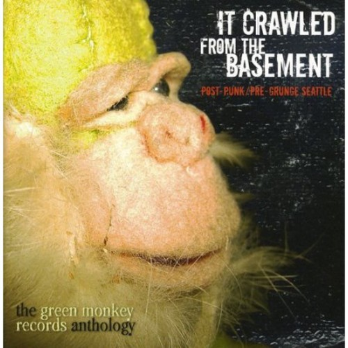 It Crawled from the Basement: The Green Monkey Records Anthology [CD]