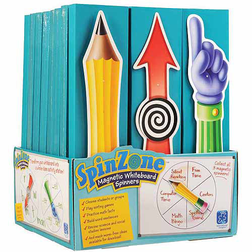 Educational Insights Spinzone Party Pack