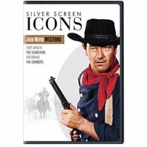 Silver Screen Icons: John Wayne Westerns [DVD]