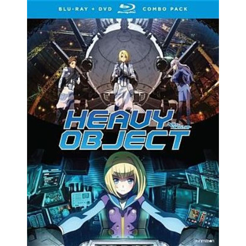Heavy Object:Season One Part One (Blu-ray)