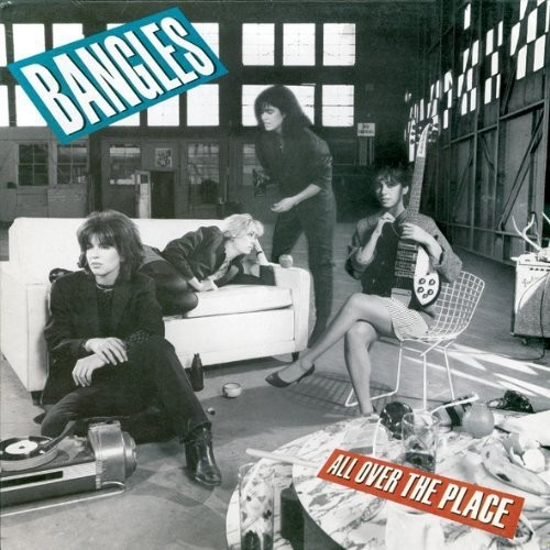 All Over the Place [CD]