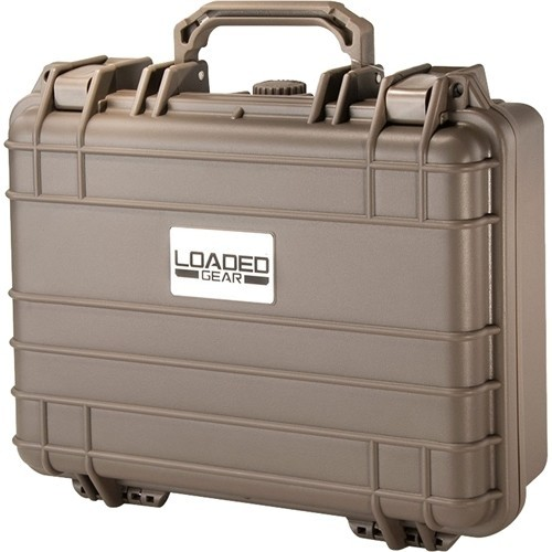 Barska - Loaded Gear Hard Case - Dark Earth