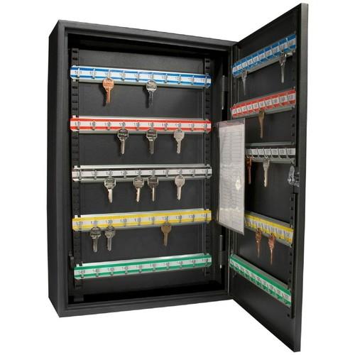 Barska Deluxe 200 keys heavy duty Lock Box With Key Lock
