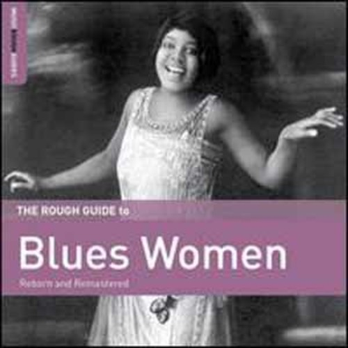 Rough Guide To Blues Wom Various