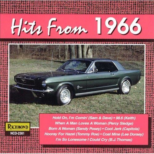 Hits from 1966 [CD]