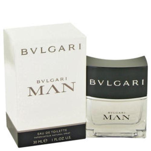 Bvlgari Man by Bvlgari Eau De Toilette Spray 1 oz Men