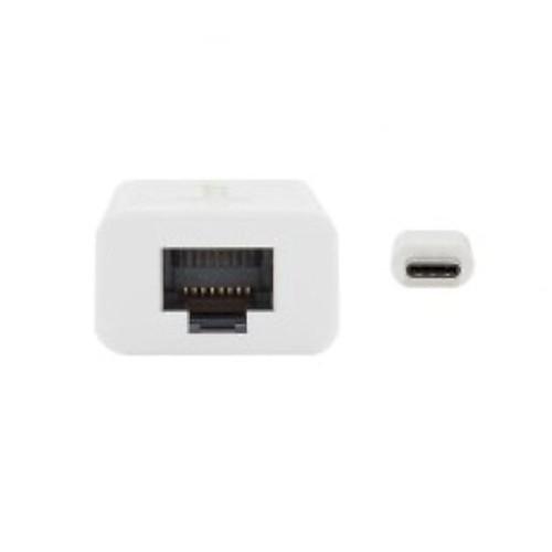 IOCrest USB 3.1 (5G) Type-C to GIgabIt Ethernet Adapter, USB Mode (5G) - WhIte