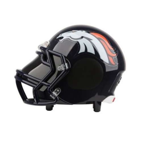 NFL Denver Broncos Bluetooth Mini Helmet Speaker