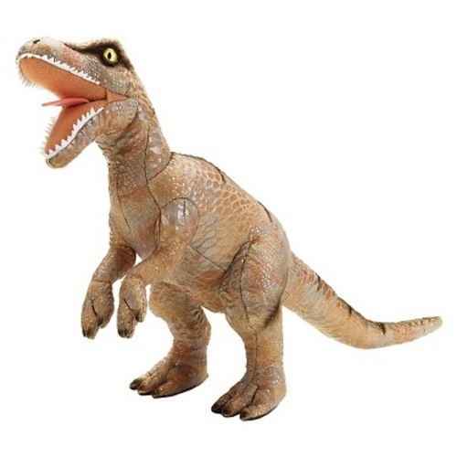 National Geographic Lelly Plush - Velociraptor