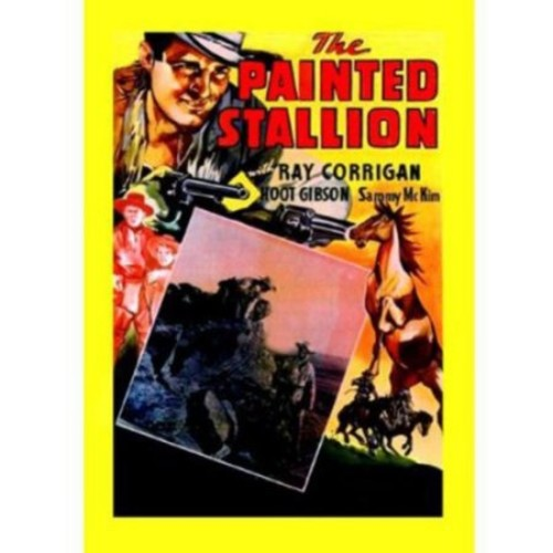 The Painted Stallion [DVD] [1937]