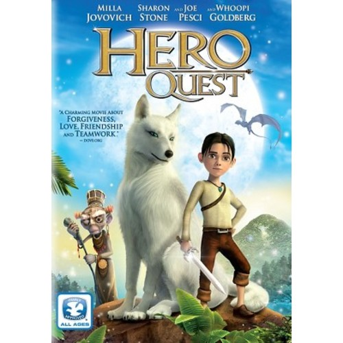 Hero Quest (DVD) [Hero Quest DVD]