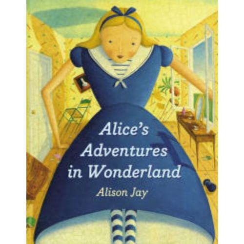 Alice's Adventures in Wonderland board book