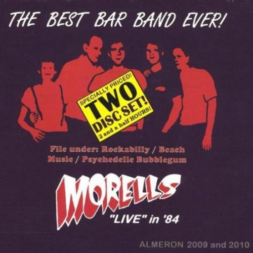 Best Bar Band Ever [CD]