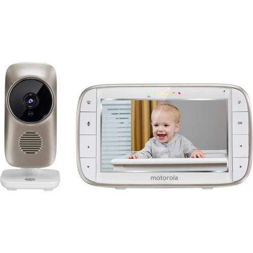 Motorola - Video Baby Monitor with 5