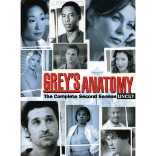 Grey's Anatomy: The Complete Second Season ( (DVD))