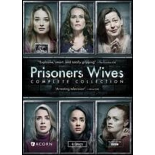 Prisoners Wives: Complete Collection [4 Discs] [DVD]