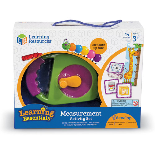 Learning Resources Measurement Activity Set