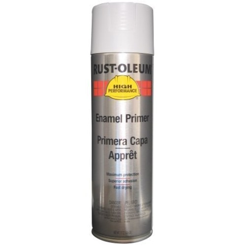 Rust-Oleum - High Performance V2100 System Industrial Enamel Primers 838 Gray Primer: 647-V2182838 - 838 gray primer [Set of 6]