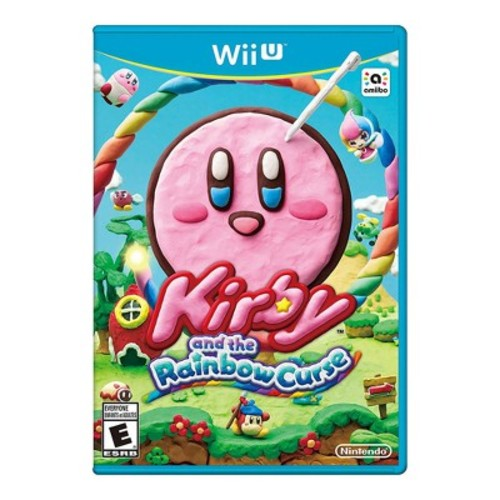 Nintendo Kirby and the Rainbow Curse WiiU - Email Delivery