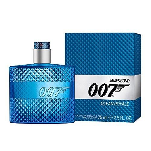 James Bond 007 Ocean Royale Eau de Toilette Spray for Men, 2.5 Ounce [2.5 oz]