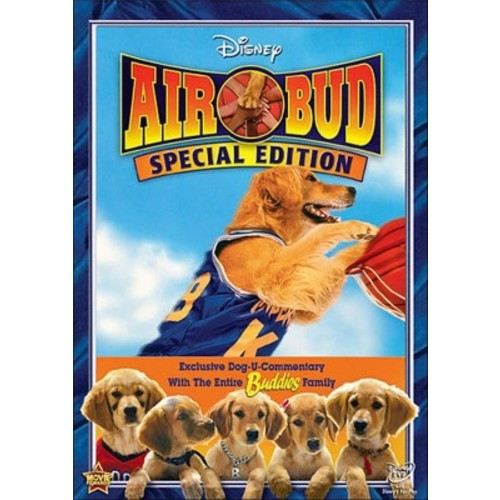 Air Bud (Special Edition) (dvd_video)