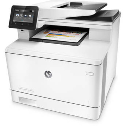 Color LaserJet Pro M477fnw All-in-One Laser Printer