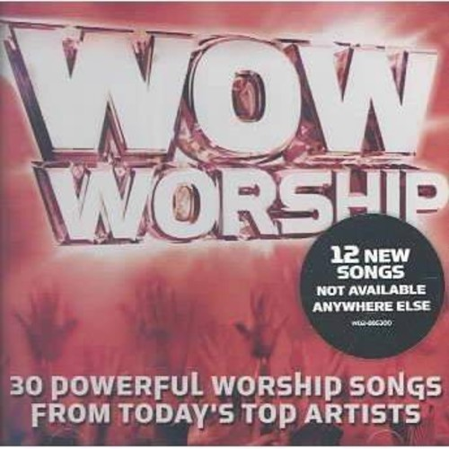 Various - Wow worship red (CD)