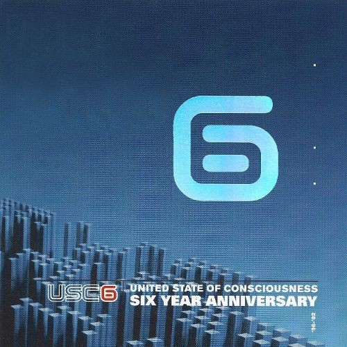 United State of Consciousness Six Year Anniversary [CD]