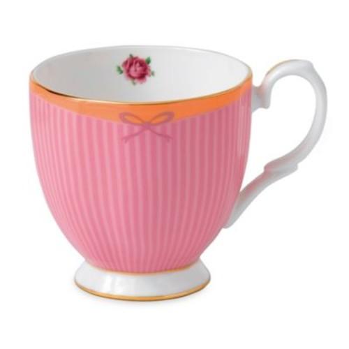 Royal Albert Candy Sweet Stripe Mug