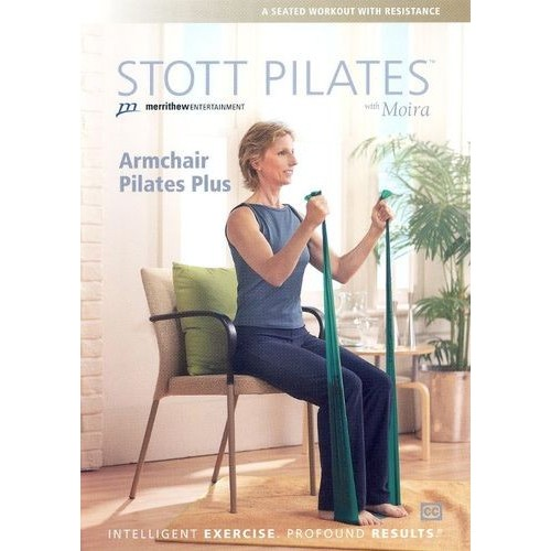 Stott Pilates: Armchair Pilates Plus (DVD) 2007