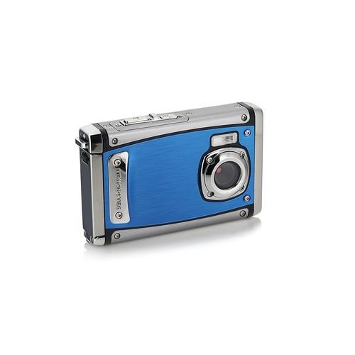 Bell & Howell WP20 Splash3 20MP Full HD Digital Camera, Blue