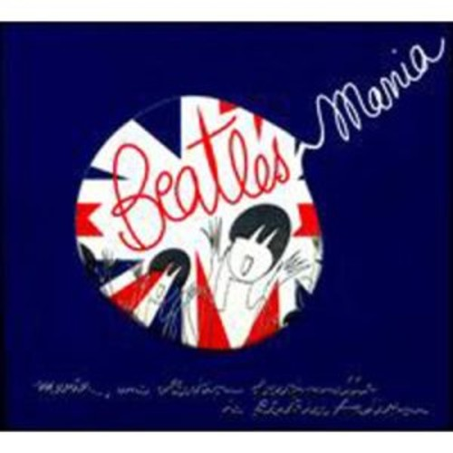 Beatles Mania By Various Artists (Audio CD)